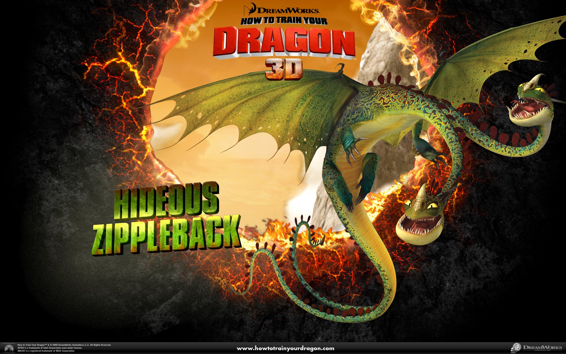How To Train Your Dragon HD Wallpaper | Background Image | 1920x1200 ...