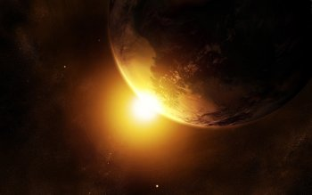 Science-Fiction - Sonnenaufgang Wallpapers and Backgrounds ID : 80310