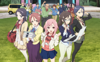 Image result for Sakura Quest