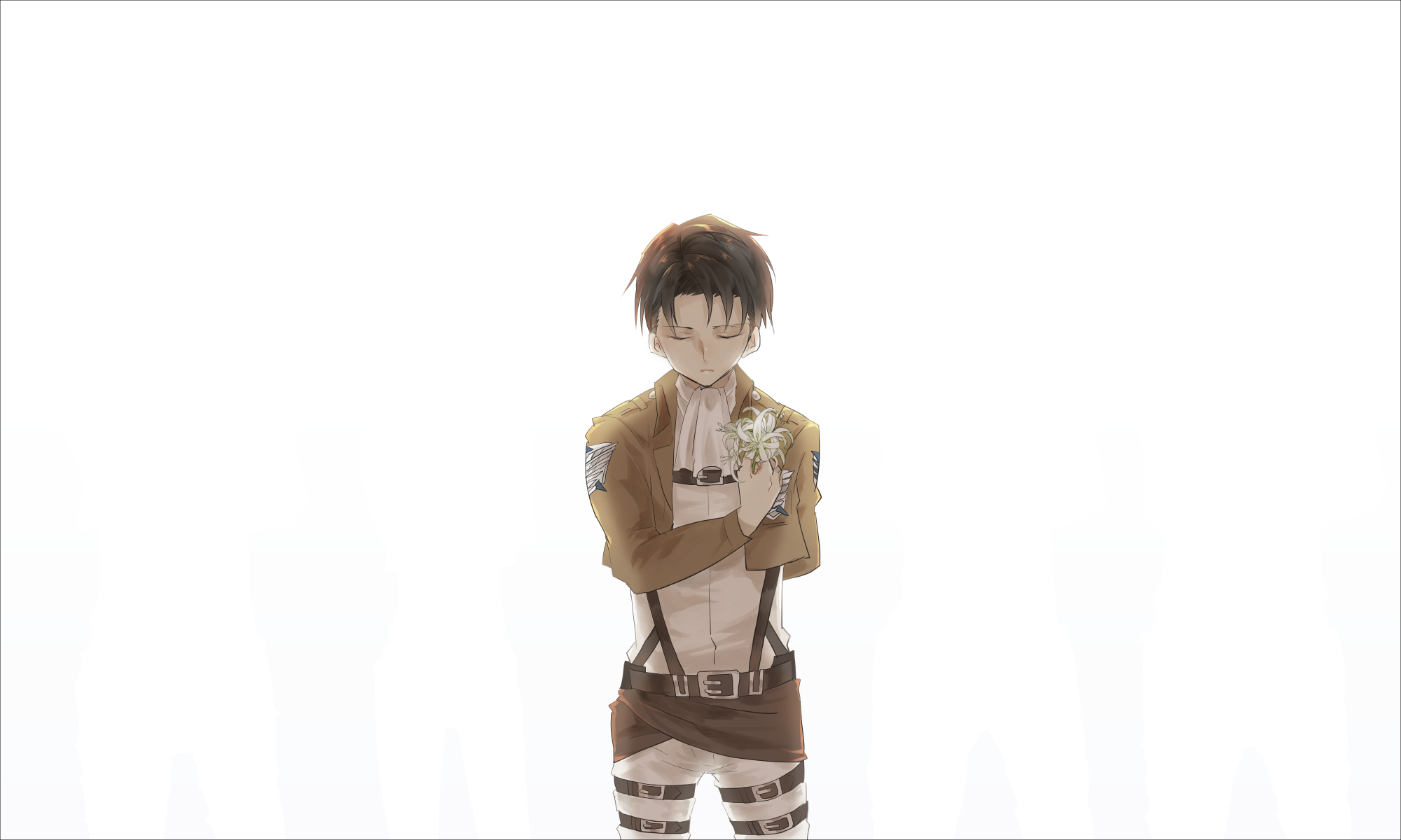 Attack On Titan Hd Wallpaper Background Image 2000x1200 Id 804512 Wallpaper Abyss
