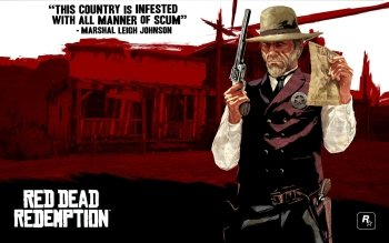 Video Game - Red Dead Redemption Wallpapers and Backgrounds ID : 80470