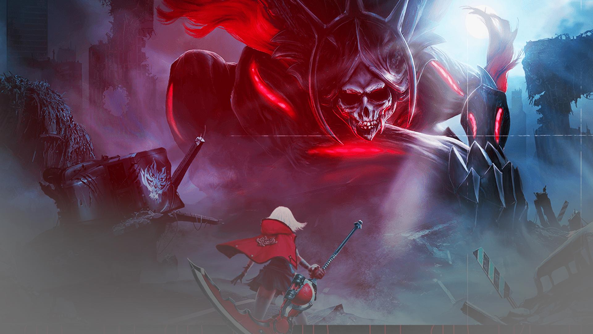 God Eater 2 Rage Burst Full HD Wallpaper and Background ...