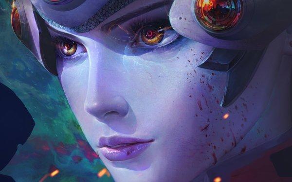 Jeux Vidéo Overwatch Widowmaker Fond d'écran HD | Arrière-Plan