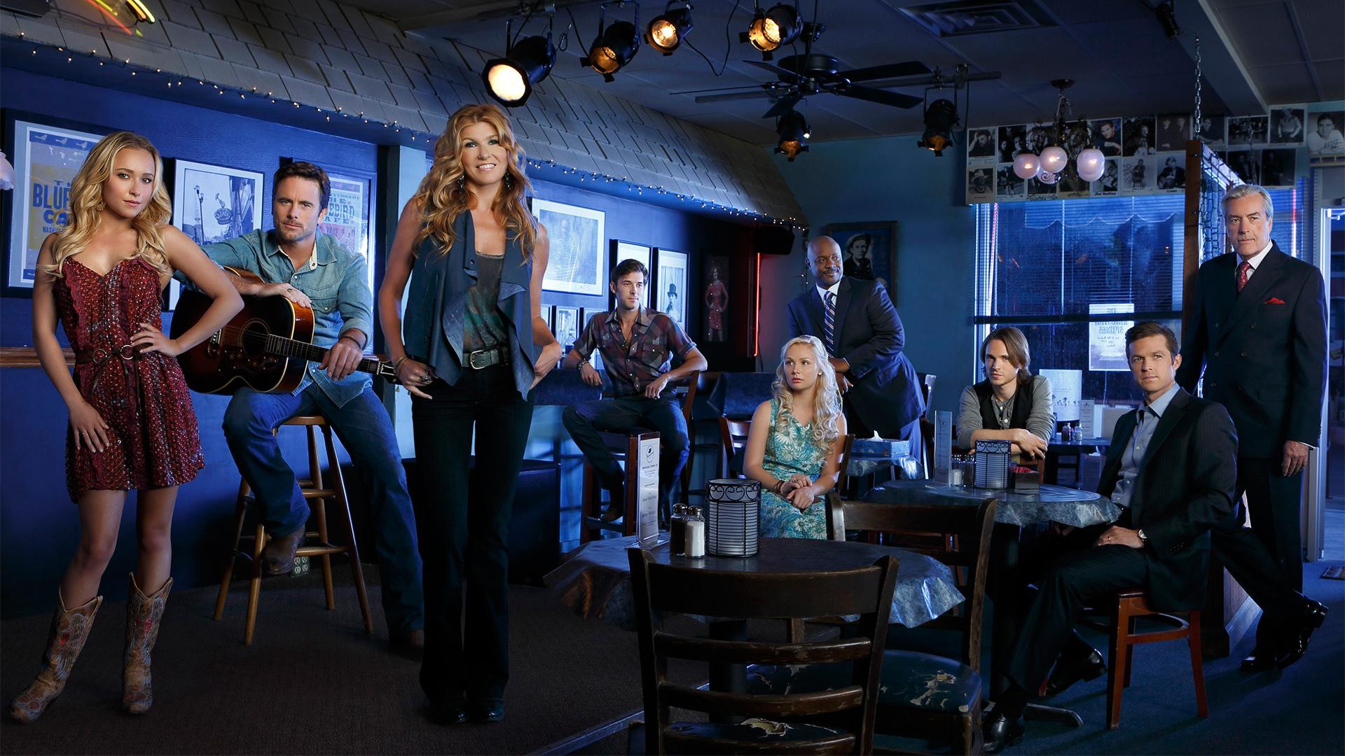 Radika Tv Serial Hd Wallpapers: Nashville, Cast HD Wallpaper