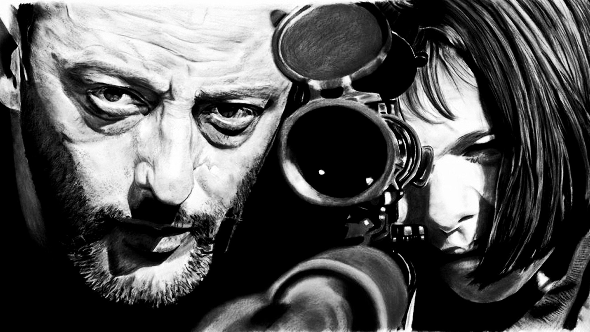 25 Leon The Professional Hd Wallpapers Background Images