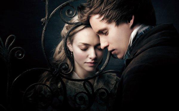 Movie Les Misérables (2012) Amanda Seyfried Eddie Redmayne HD Wallpaper | Background Image