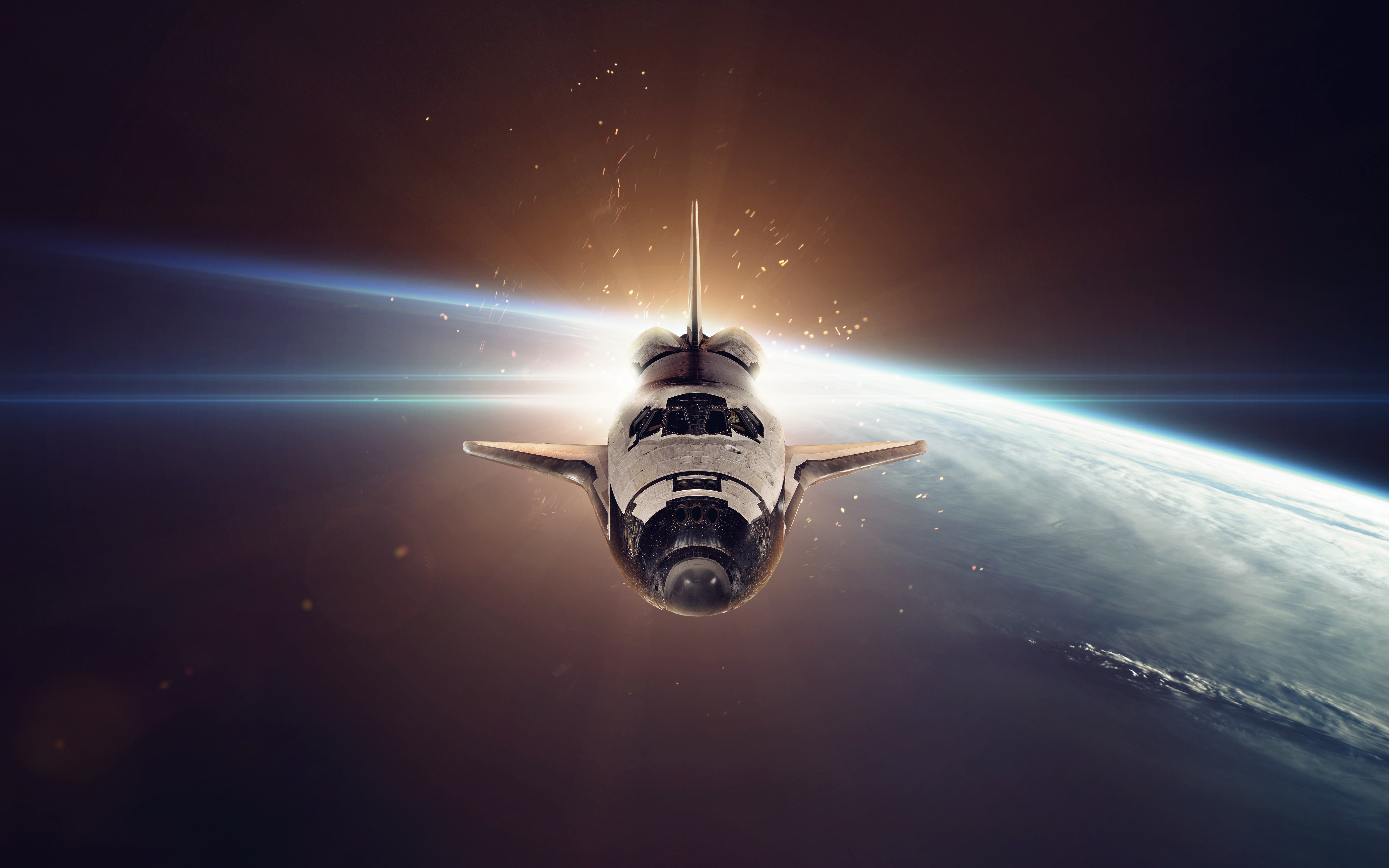 114 Space Shuttle Hd Wallpapers Background Images
