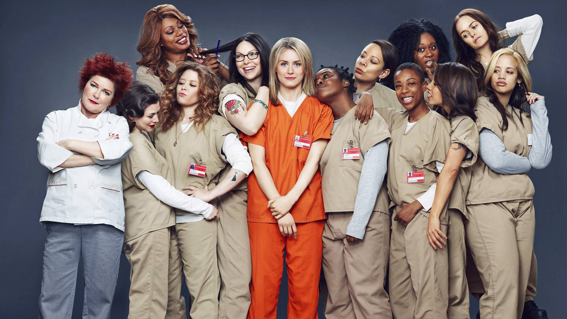 24 Orange Is The New Black Hd Wallpapers Background Images