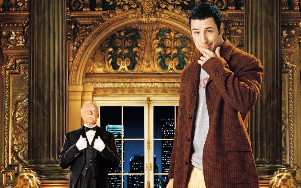 Movie Mr. Deeds Adam Sandler HD Wallpaper   Background Image