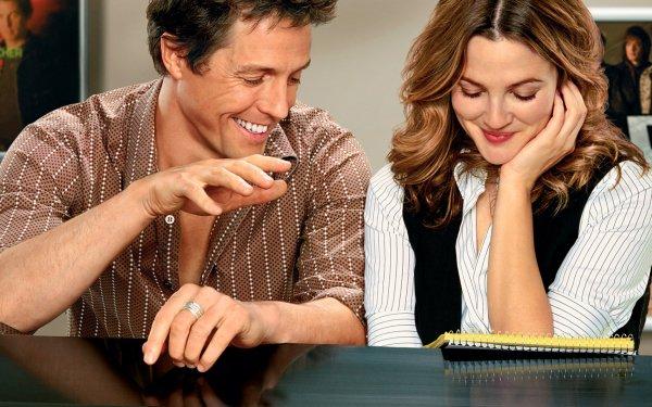 Movie Music and Lyrics Drew Barrymore Hugh Grant HD Wallpaper | Background Image