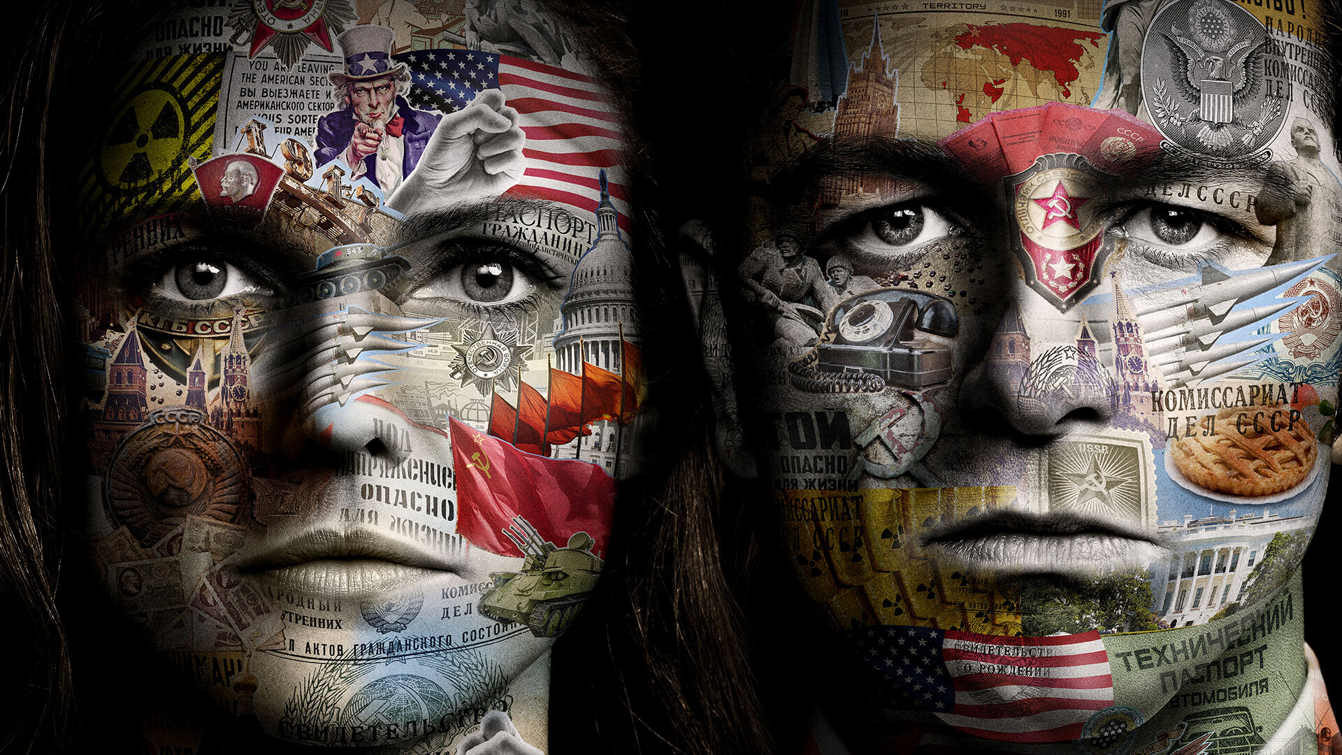 The Americans Hd Wallpaper Background Image 1920x1080 Id