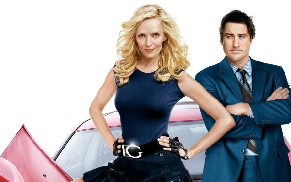 Movie My Super Ex-Girlfriend Uma Thurman Luke Wilson HD Wallpaper | Background Image