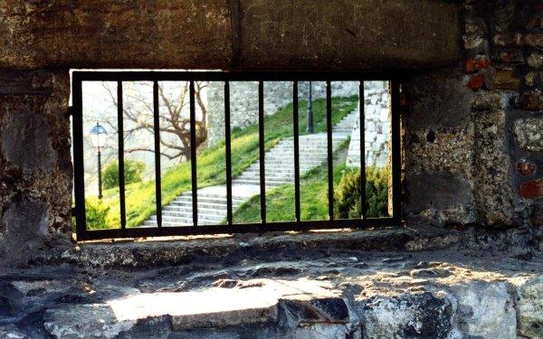 Fotografía Artístico Sol Cerca Prison Fondo de pantalla HD | Fondo de Escritorio