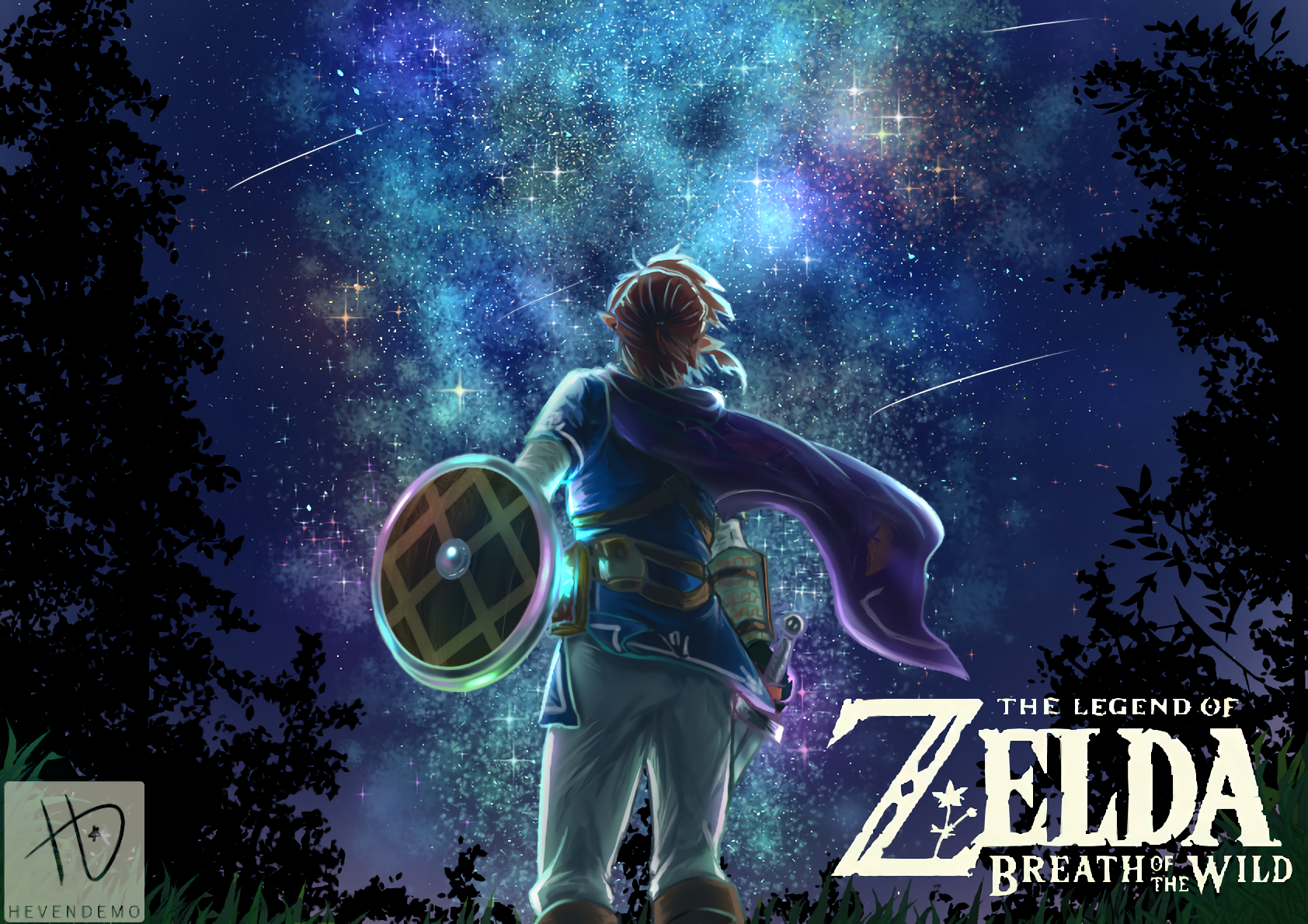 The Legend Of Zelda: Breath Of The Wild Wallpaper And