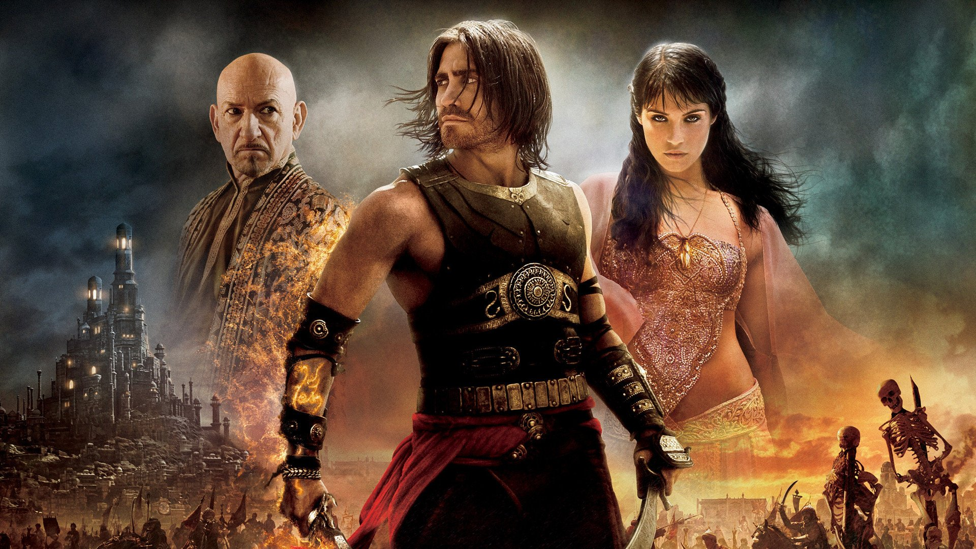 Prince Of Persia The Sands Of Time Hd Wallpaper Background