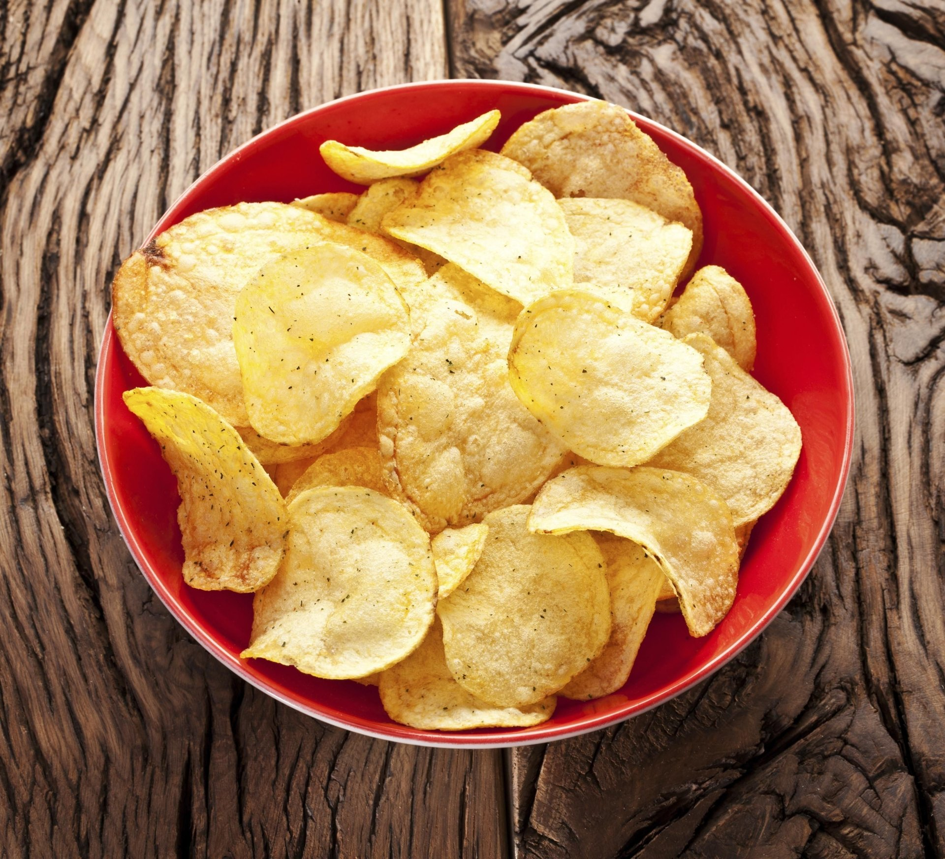 Food - Chips  Potato Chips Snack Wallpaper