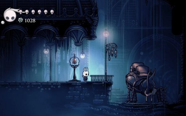Video Game Hollow Knight Last Stag HD Wallpaper | Background Image