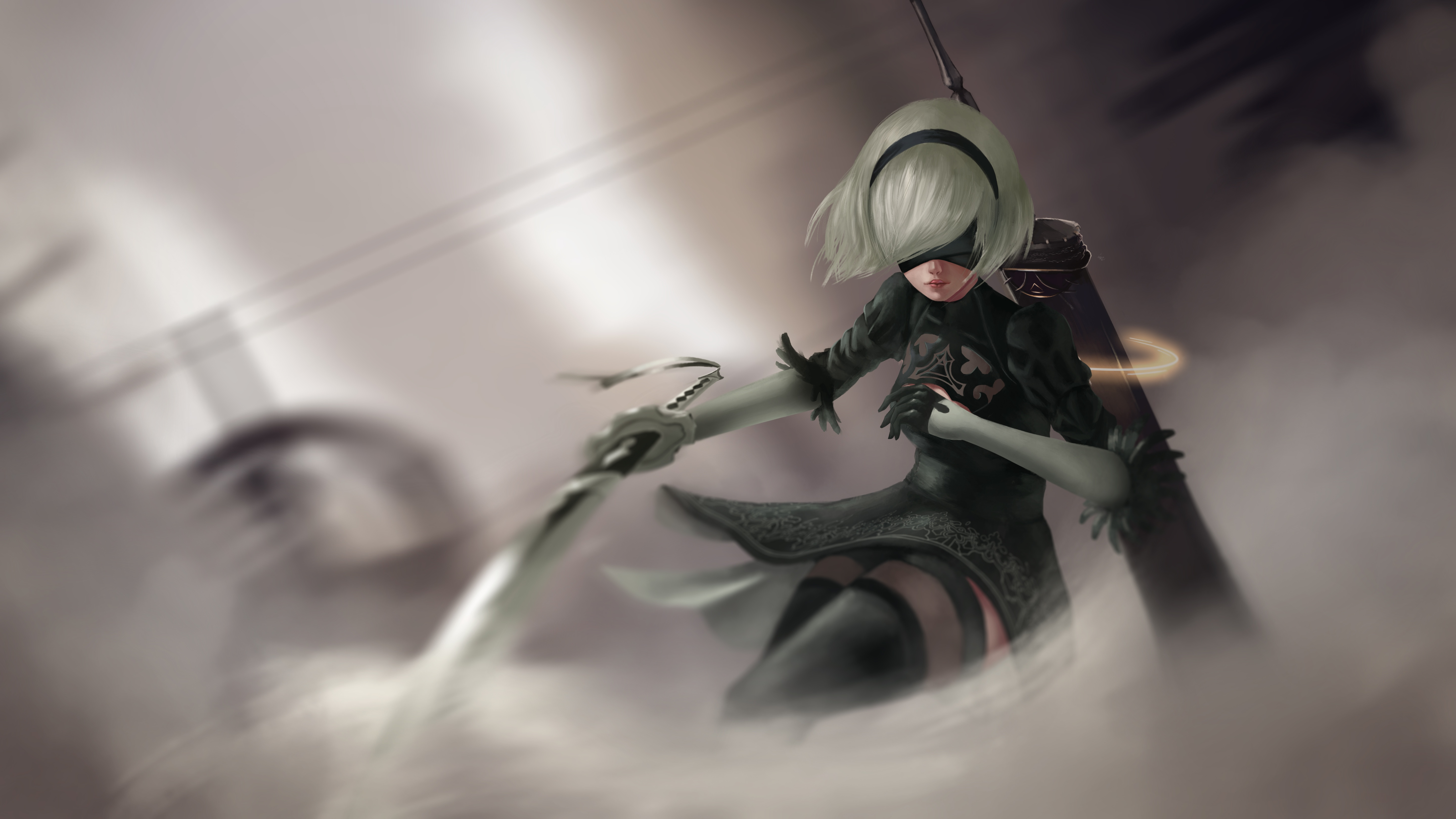 157 Yorha No 2 Type B Hd Wallpapers Background Images