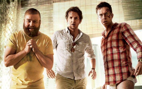 Movie The Hangover Part II Bradley Cooper Zach Galifianakis Ed Helms HD Wallpaper | Background Image