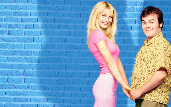 Movie Shallow Hal Gwyneth Paltrow Jack Black HD Wallpaper | Background Image