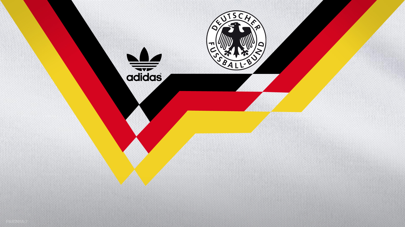 GERMANY Football 1990 Wallpaper Wallpaper and Background Image | 1600x900 | ID:814596 ...