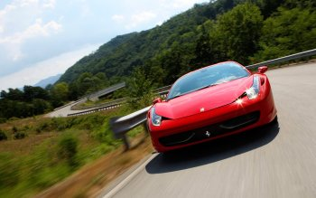 Vehicles - Ferrari Wallpapers and Backgrounds ID : 81490