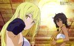 Preview Danmachi: Sword Oratoria