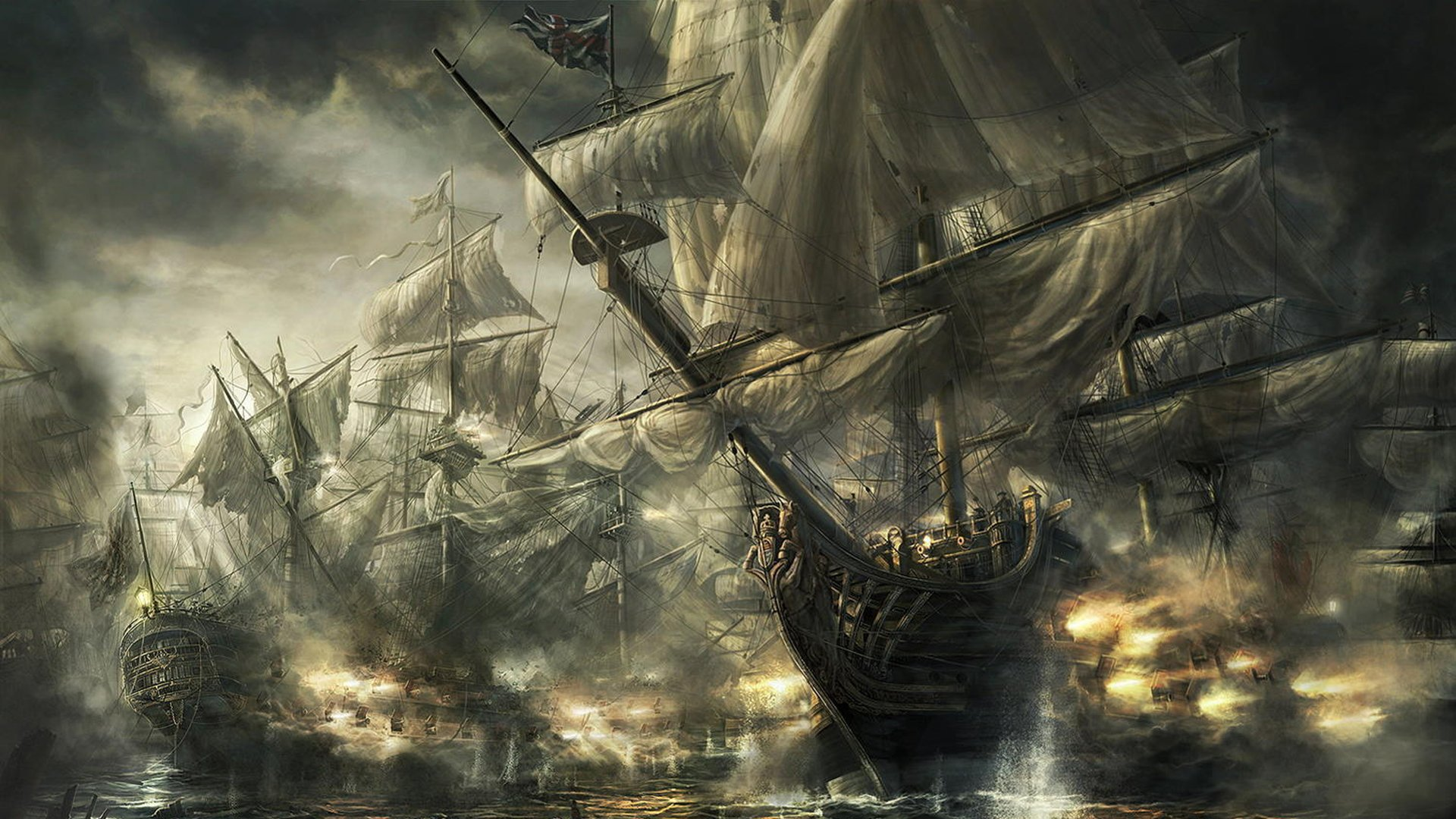 Artistic - Painting  Empire: Total War Video Game Wallpaper