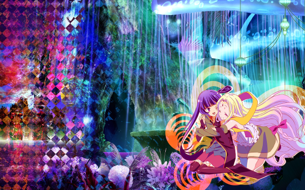 Anime No Game No Life Fiel Nirvalen Clammy Zell HD Wallpaper | Background Image