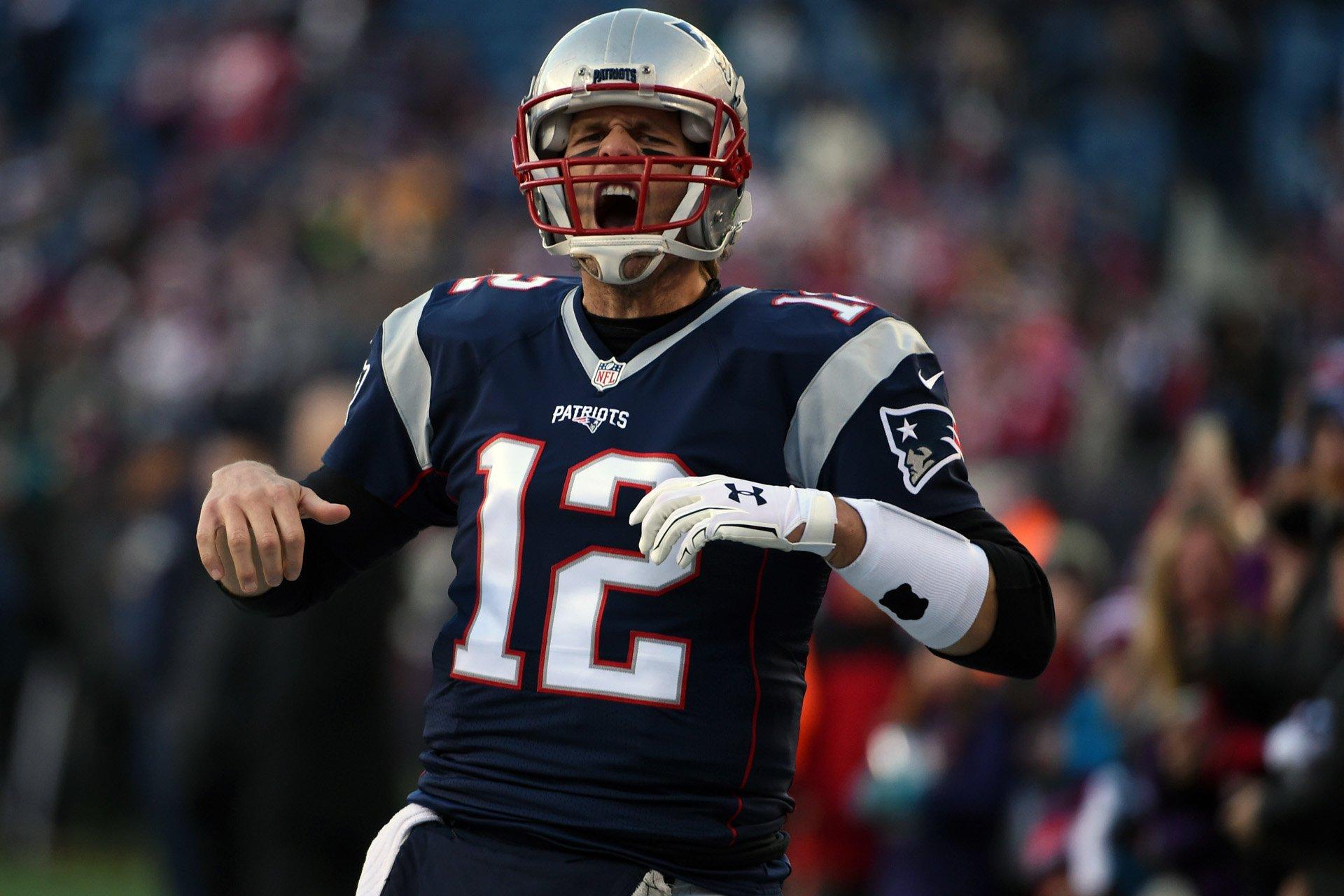 New England Patriots' Tom Brady HD Wallpaper | Background ...