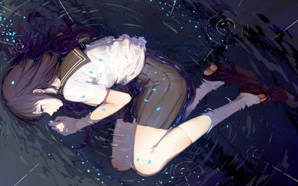 Anime Hyouka Eru Chitanda Fond d'écran HD | Image