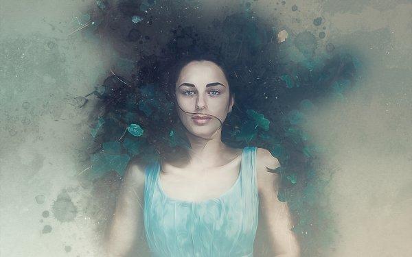Women Artistic Woman HD Wallpaper | Background Image