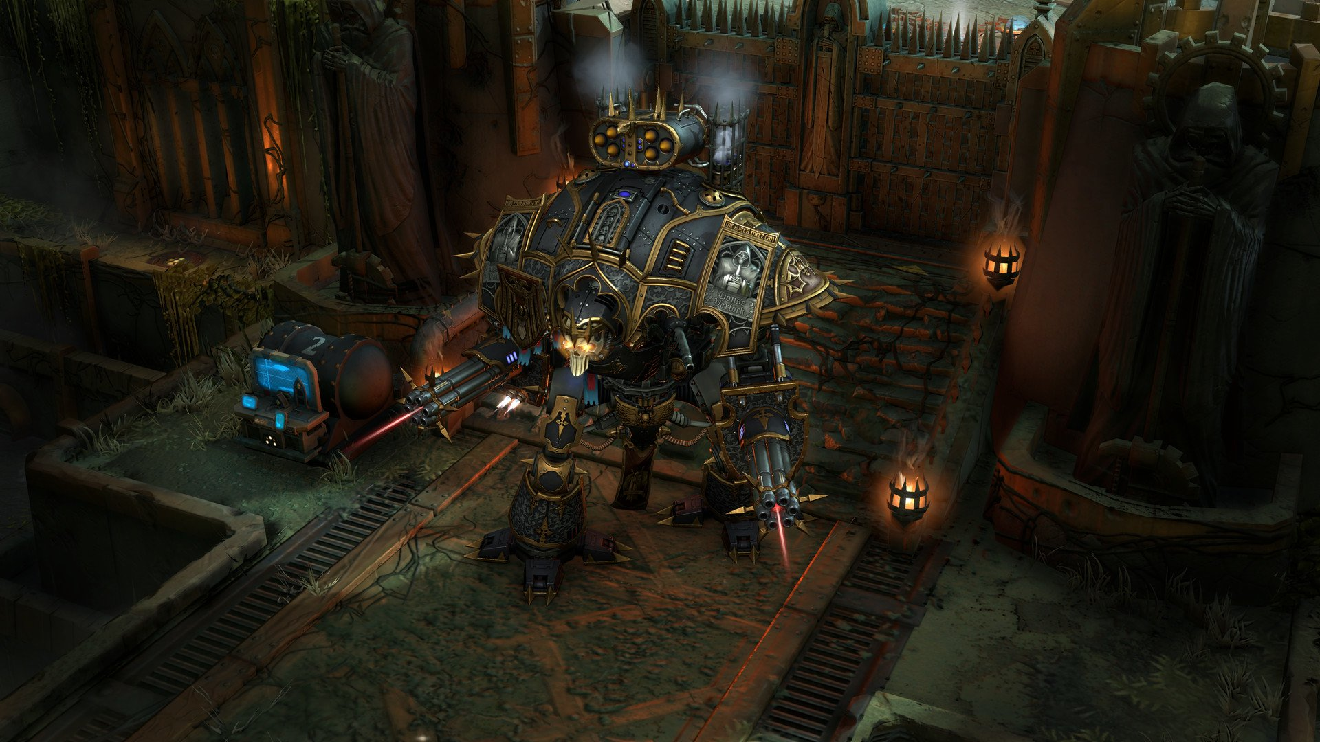Warhammer 40000 Dawn Of War Iii Screen Shot Fondo De
