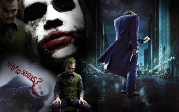 Película - The Dark Knight Wallpapers and Backgrounds ID : 82312