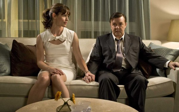 Movie The Invention of Lying Ricky Gervais Jennifer Garner HD Wallpaper | Background Image