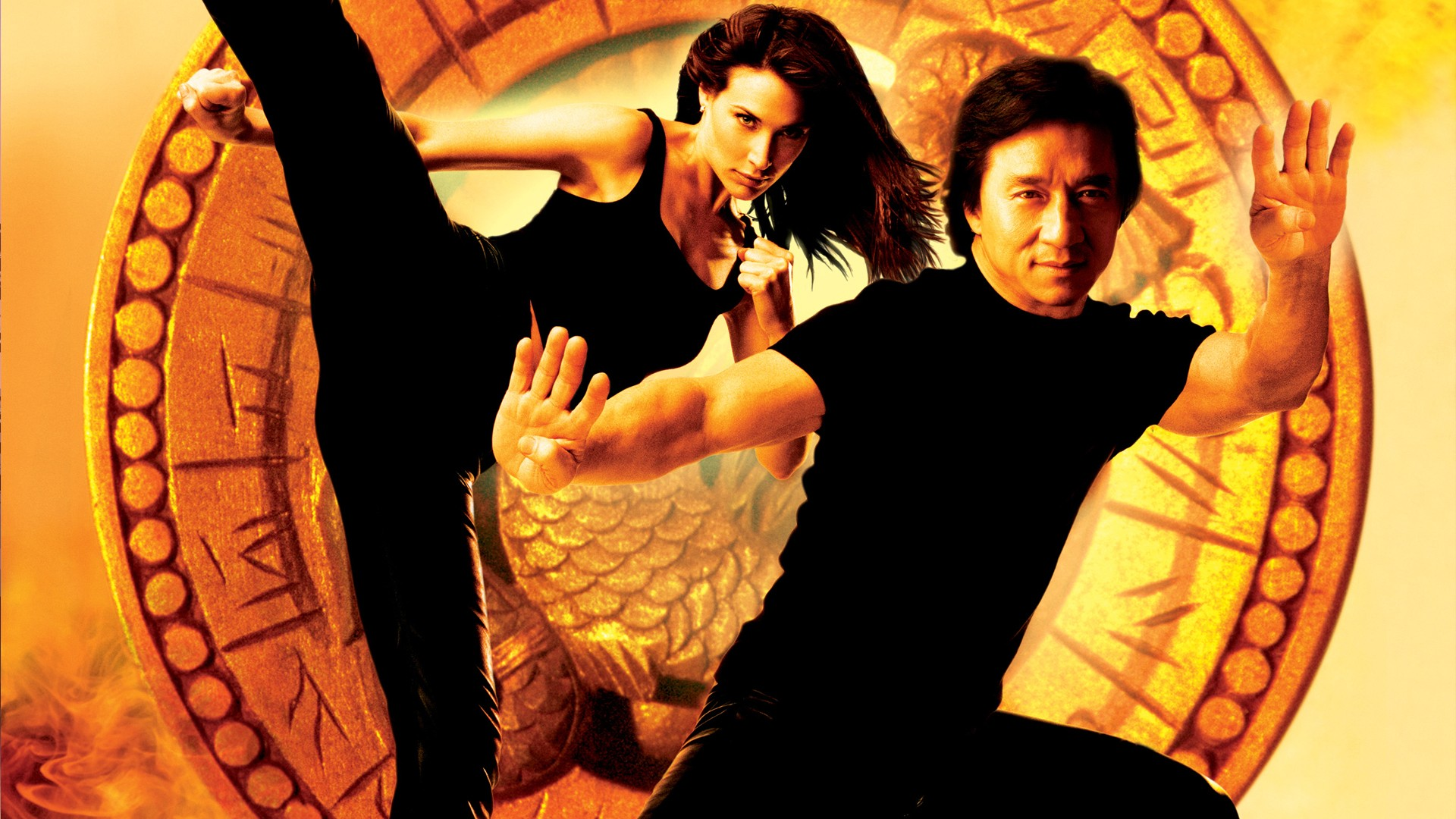 The medallion hd wallpaper background image 1920x1080 id 824167 wallpaper abyss - Jackie chan wallpaper download ...