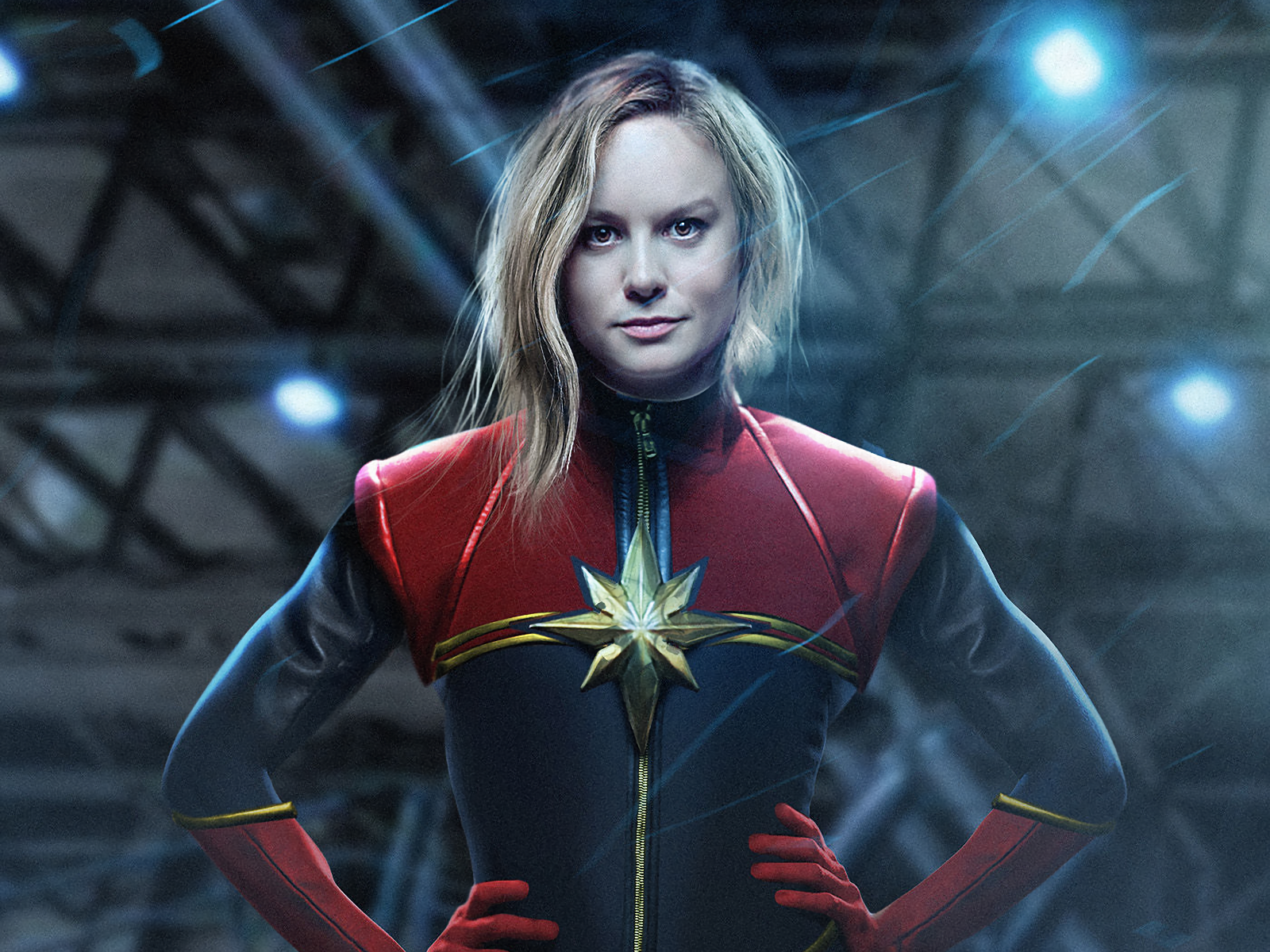 Captain Marvel Wallpaper And Background Image 1600x1200