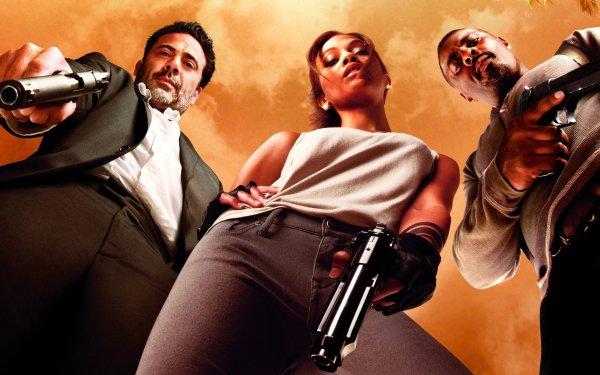 Películas The Losers Jeffrey Dean Morgan Zoe Saldana Idris Elba Fondo de pantalla HD   Fondo de Escritorio