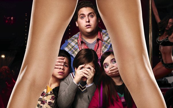 Movie The Sitter Jonah Hill HD Wallpaper | Background Image