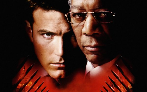 Movie The Sum of All Fears Ben Affleck Morgan Freeman HD Wallpaper   Background Image