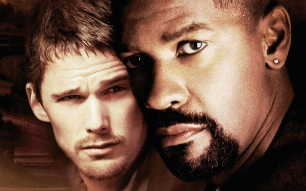 Movie Training Day Denzel Washington Ethan Hawke HD Wallpaper | Background Image