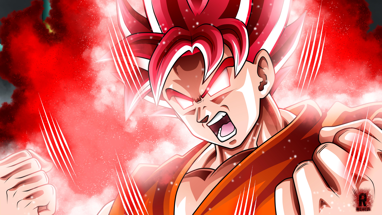 Dragon Ball Super 5k Retina Ultra Fond D écran Hd Arrière