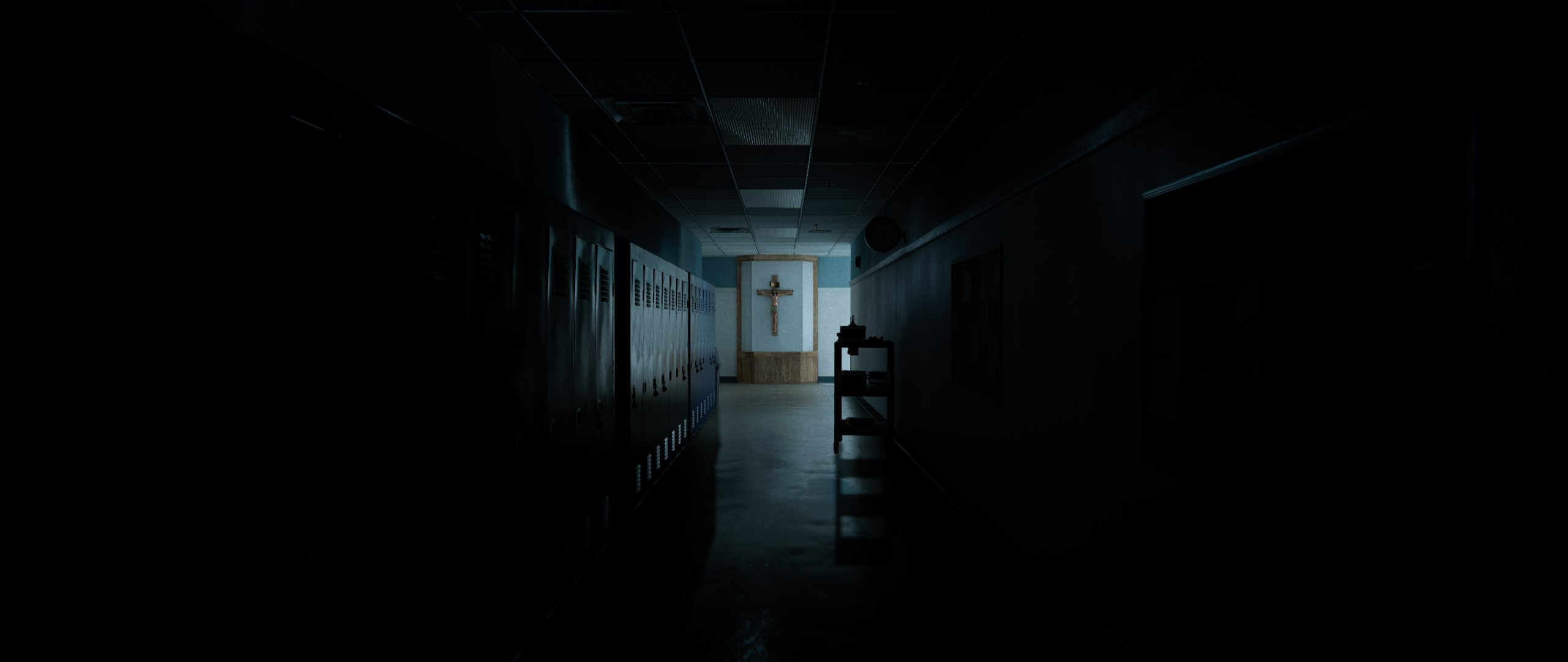 outlast 2 full hd wallpaper and background   2560x1080   id:827689