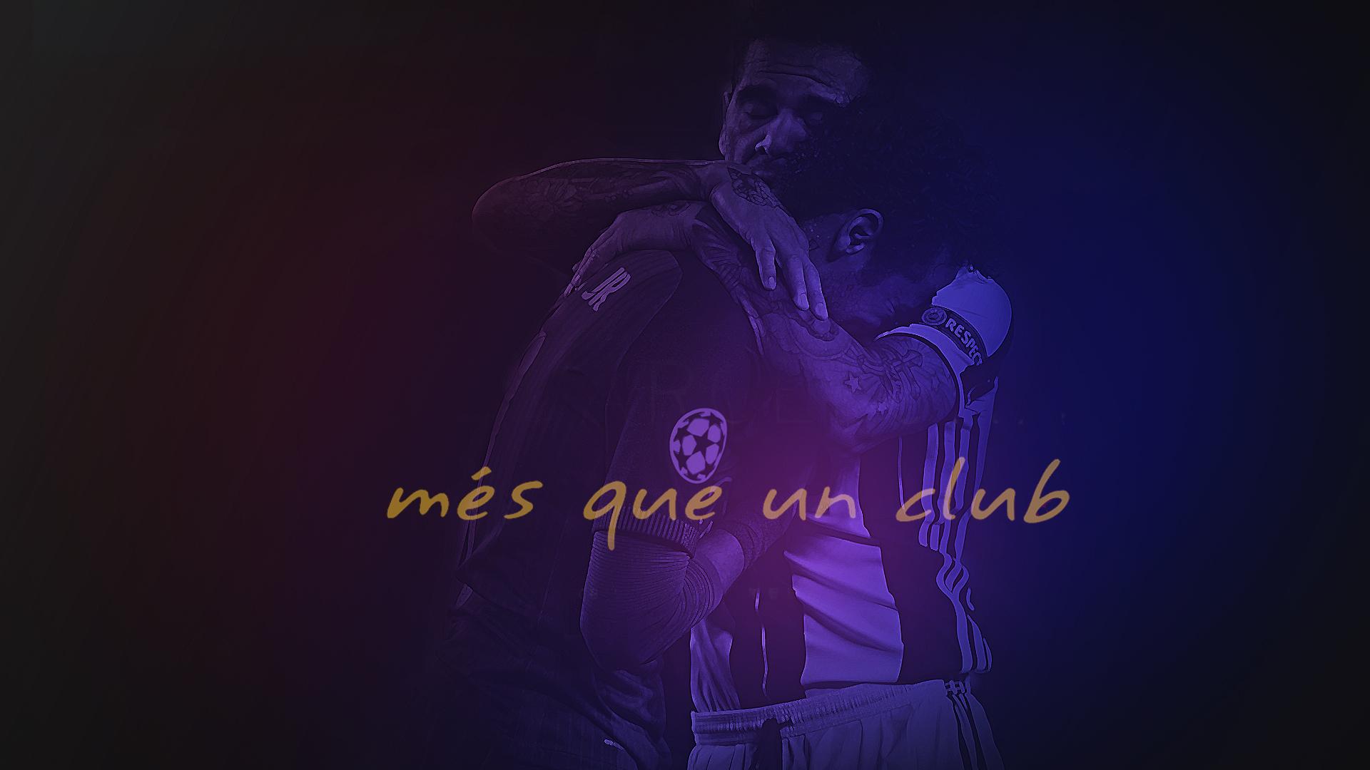 Fondos De Pantalla Del Fútbol Club Barcelona Wallpapers: Mes Que Un Club Fondo De Pantalla HD
