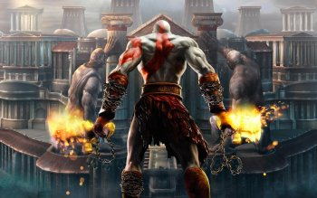 Computerspiel - God Of War II Wallpapers and Backgrounds ID : 82742