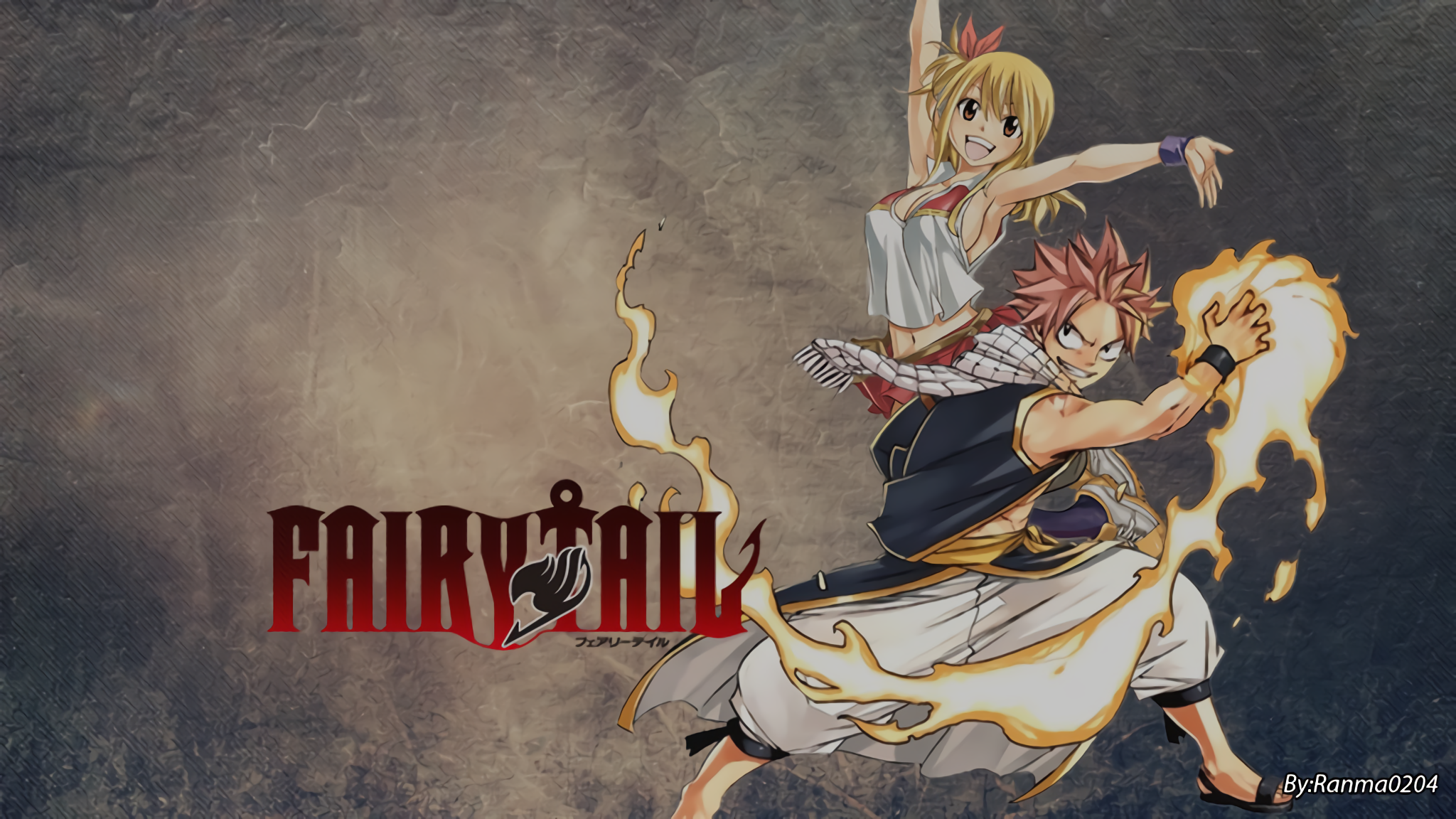Fairy Tail Hd Wallpaper Background Image 2048x1152 Id