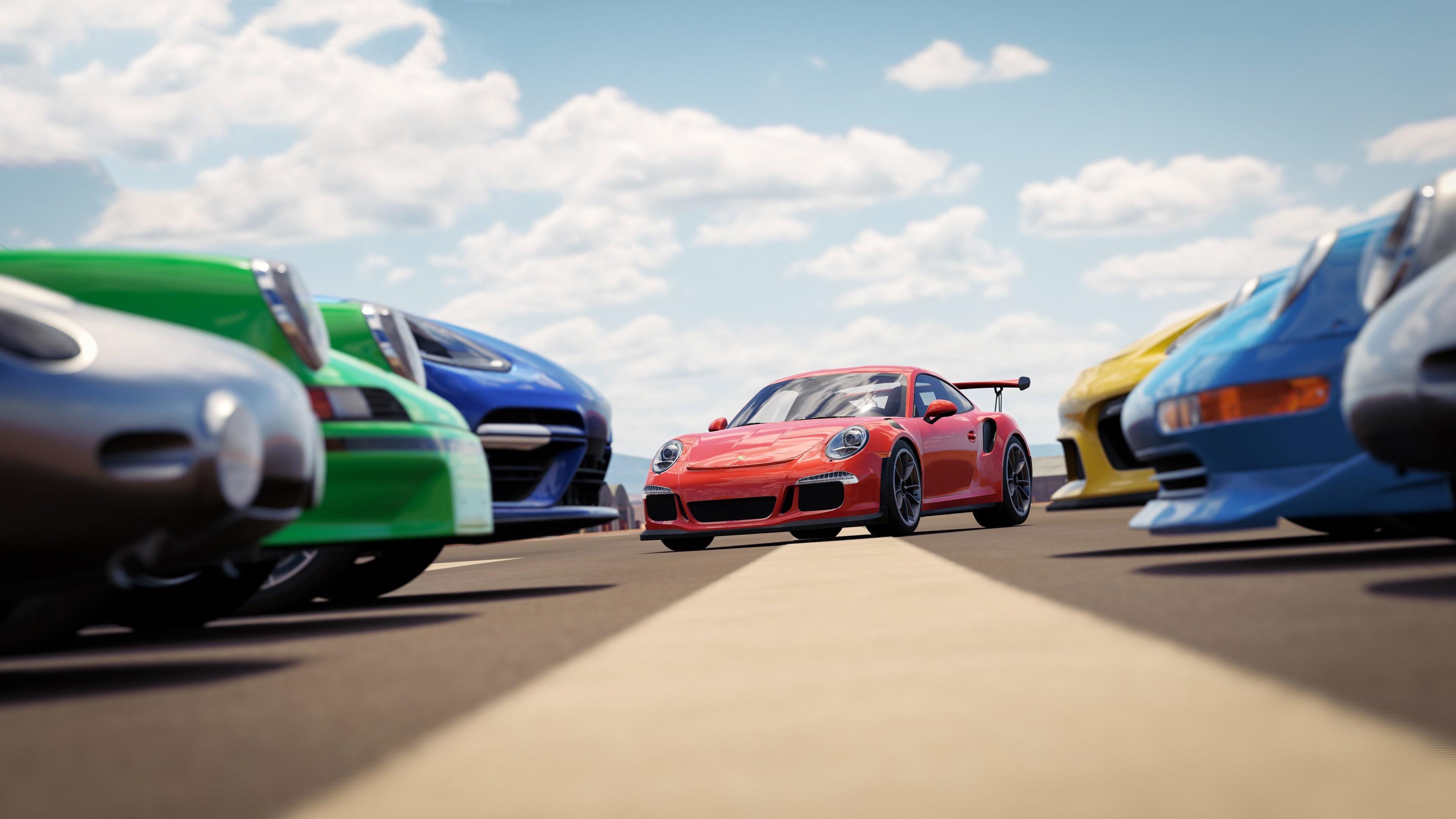 Forza Horizon 3 Ford GT 2017 ? 4K HD Desktop Wallpaper for 4K ...
