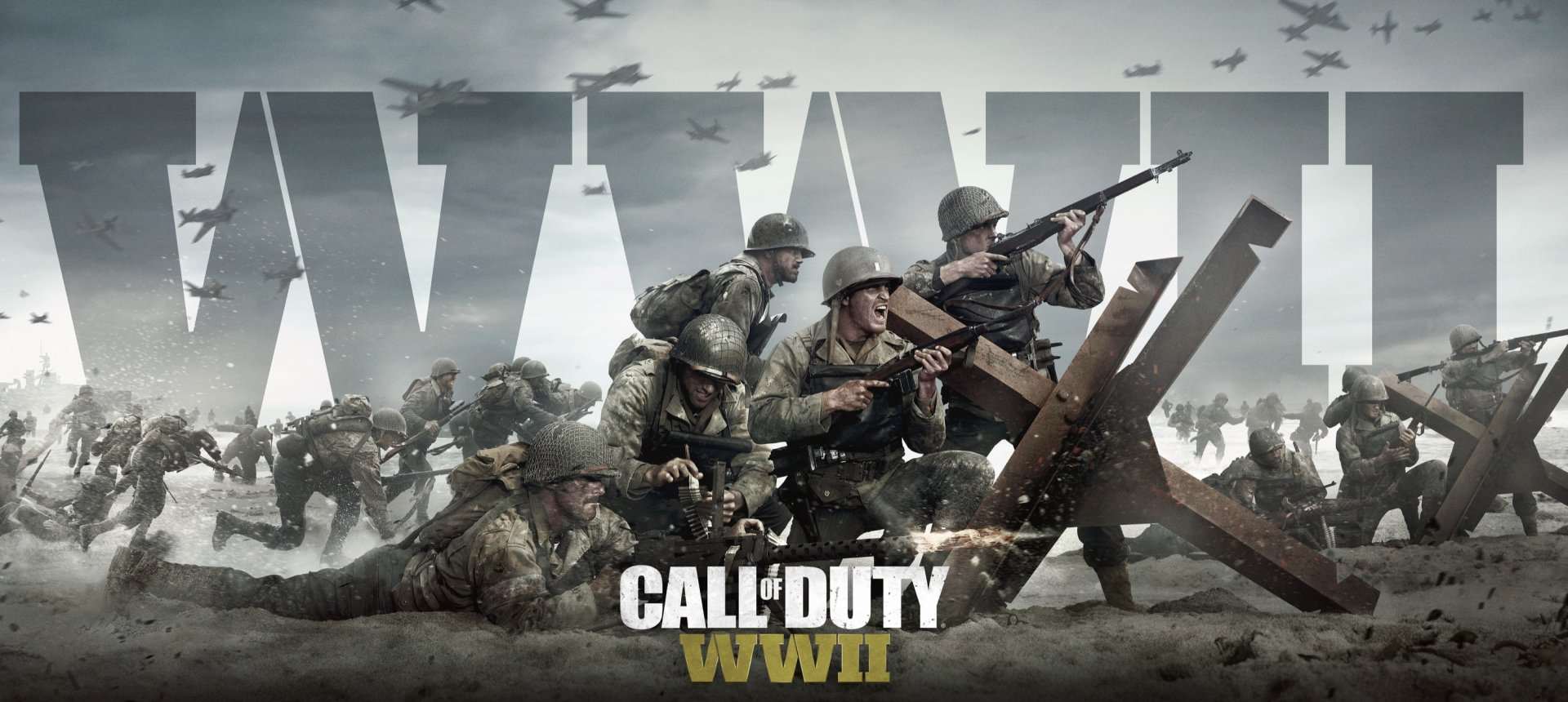 27 Call Of Duty Wwii Hd Wallpapers Background Images