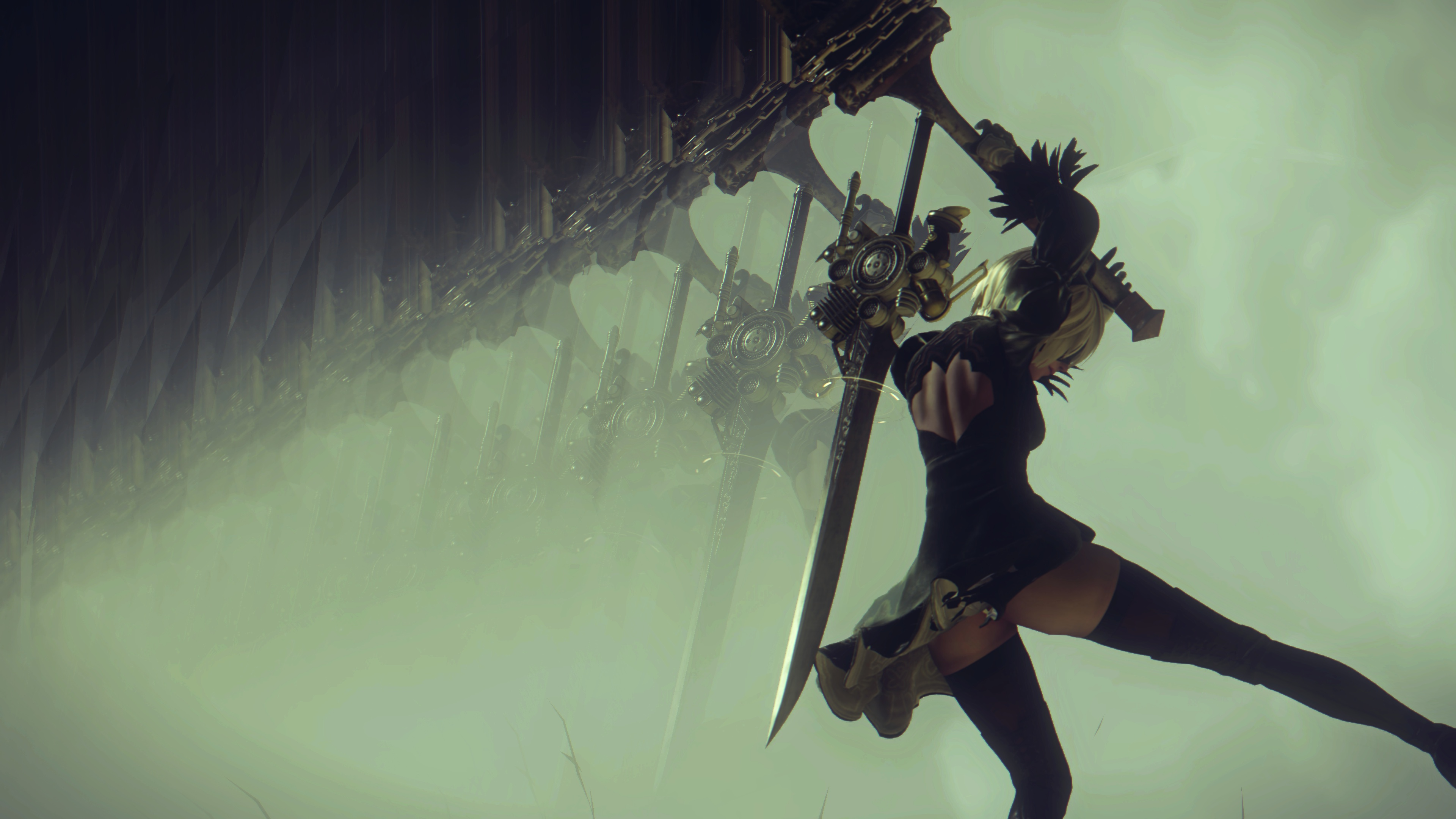 Hd wallpaper nier automata - Video Game Nier Automata Wallpaper