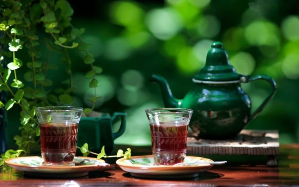Food Tea Teapot Bokeh Still Life HD Wallpaper | Background Image